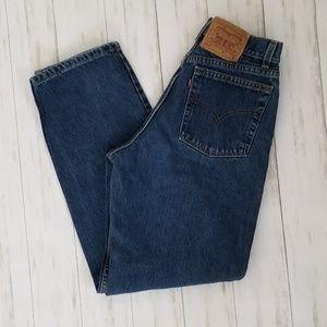 Vintage Levi's 560 Loose Fit, Straight Leg Jean